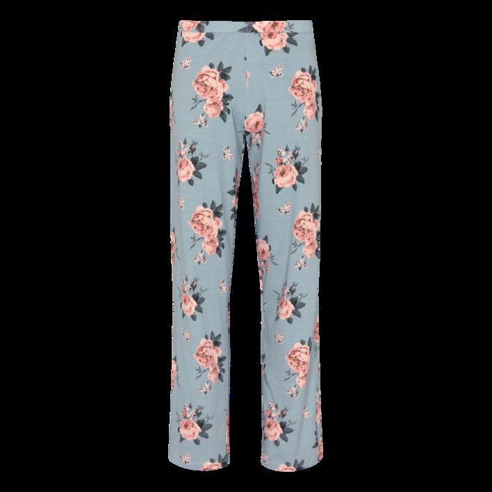 AVON Women Flower Bunny Pyjama Set T-shirt Short Sleeve Matching Bottoms
